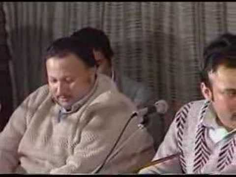 Nusrat Fateh Ali Khan-main Neewan Mera Murshad Ucha Part 1 2 video