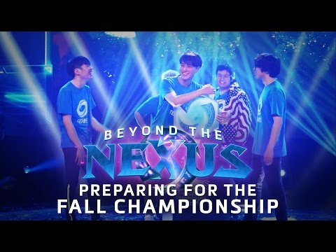 Beyond The Nexus Ep 6 - Preparing For The Fall Championship