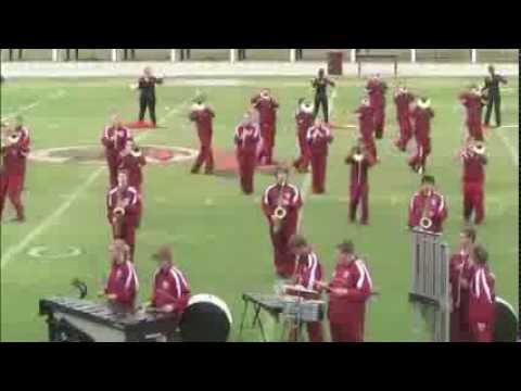 Tuttle High School Band 2013 Rush Springs HS Band Competition