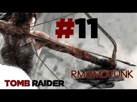 Tomb Raider (2013) W/Commentary Part 11 -