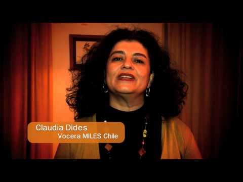 Figuras públicas apoyan la despenalización del aborto terapéutico en Chile (MILES CHILE)
