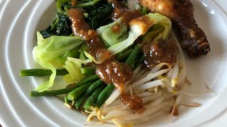 #76 Petjil I vegetarisch of met kip? I Rotrish's Kitchen I Rosita Shiamrai