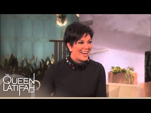 Kris Jenner On Her Roommates, Kim and Kanye | The Queen Latifah Show