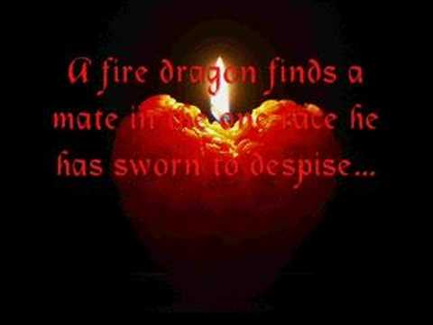 Fire in His Eyes (Dragon Elementals Book 1)