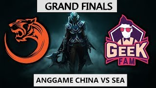 UNDEFEATED #INDOPRIDE 15-0 IS REAL! - TNC TIGERS VS GEEK FAM BO5 - ANG GAME SEA #2 GRAND FINALS