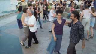 Scottish au Festiv'Bal Folk - Danse Folk Quai Saint Bernard Paris - July 2013