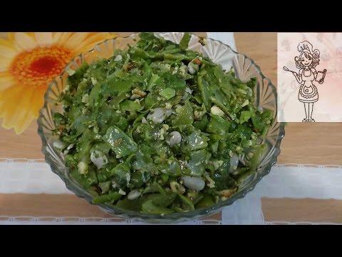 Как приготовить фасоль по-грузински - видео