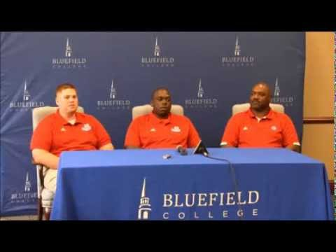 Bluefield College Football - 8/17 - YouTube