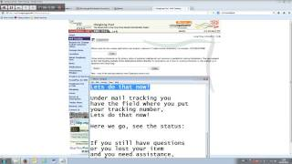 How to track Hong Kong Post mail or packages with registered mail