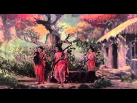 Aadhiyil Malsyamam    Sri Guruvayoorappan    Malayalam Film Song video