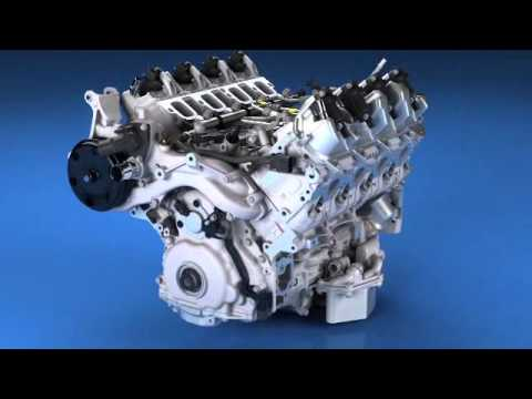 GM High-Tech Performance Gen5 LT1 Small Block engine build