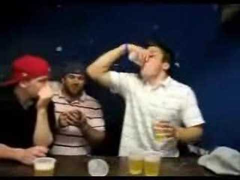 6 beers in 10 seconds Music Videos