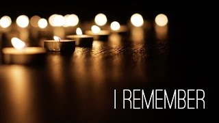 I Remember - Easter/Communion Song & Video