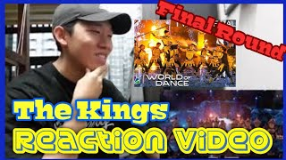 【Reaction Video】 The Kings | World of Dance 2019 Final Round | GUEY react #2