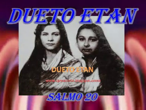 Dueto Etan- Salmo 20.mpg