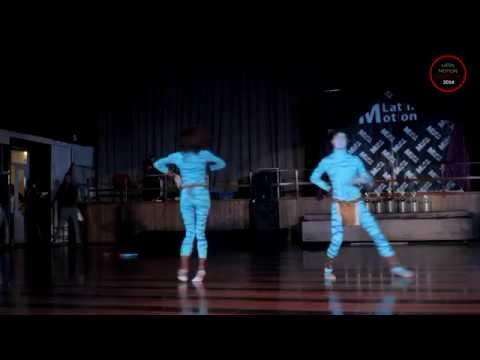"Latin Motion Show Cup 2014 - ""Guests from Pandora"" (Kharkov Zouk)"