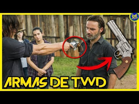 Armas de The Walking Dead (Parte 1)
