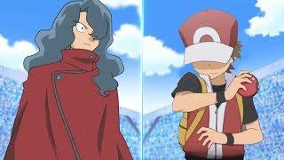 Pokemon Battle USUM: Red Vs Tobias (LEGENDARY Pokémon Face off!)