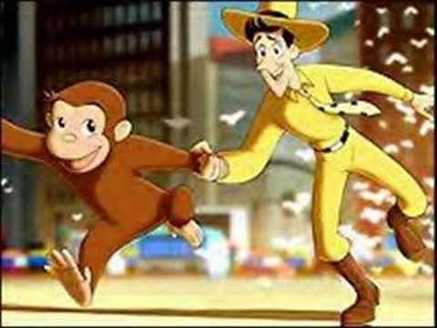 Curious George Video