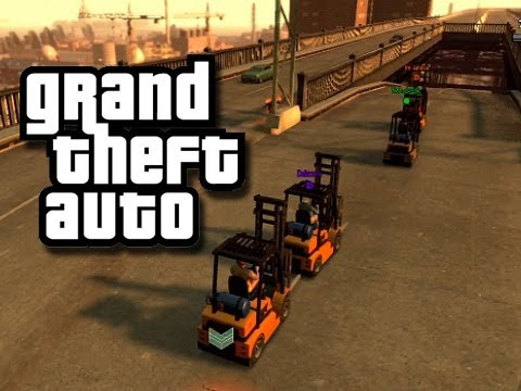 GTA Funny Moments and Stuff 4  (I Can't Wait for GTA 5)