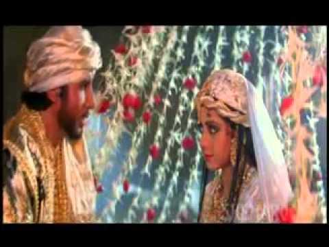 Tu Mujhe Kabool I - Amitabh Bachchan - Sridevi - Khuda Gawah video