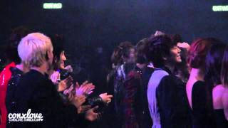 "[MAMA 2012 121130 - Fancam] Artists Singing and Dancing During ""Gangnam Style"""