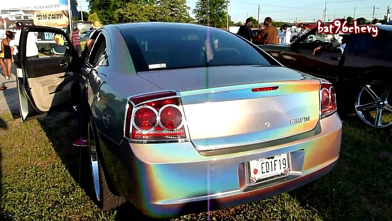 Outrageous Spectraflair Dodge Charger On 26 39 S Hd Youtube