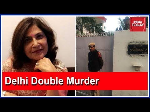 Fashion Designer, Domestic Help Found Murdered In Delhi Double Murder