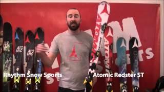 Atomic Redster ST Ski Review
