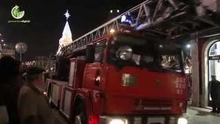 Incêndio na Pastelaria Ribela provocou alarme