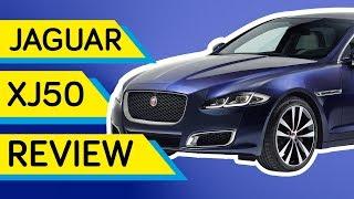 The luxury of Jaguar XJ50 | Review | Stuff India