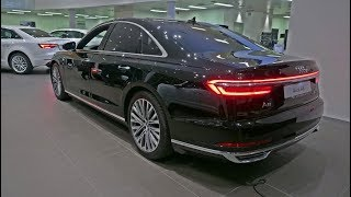 Audi A8 - Interior Exterior 2019