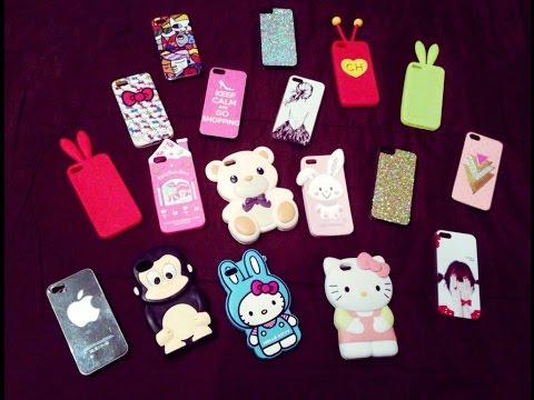 Mi colección de fundas iPhone ♥ iPhone Case Collection