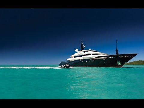 Top 5 най-скъпи яхти
