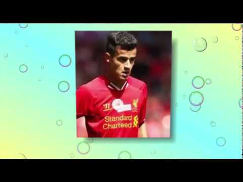 Philippe Coutinho: Brazilian signs new long term deal at Liverpool