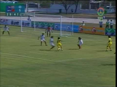 Thailand V Myanmar Women's Football SEA Games(2)