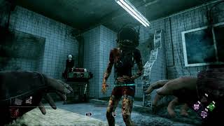 Dead by Daylight Saw DLC Reverse Bear Trap Gameplay