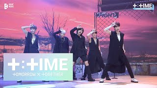 Download lagu [T:TIME] 'LO$ER=LO♡ER' stage @ Media Showcase #TTCAM - TXT (투모로우바이투게더)