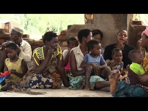 Malawi flood survivors cry out for aid