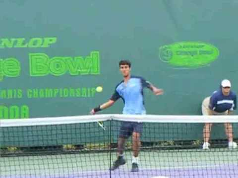 Yuki Bhambri at Orange Bowl 2008
