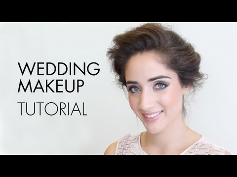 Wedding Make Up Tutorial, Tips and Tricks How To Save ...