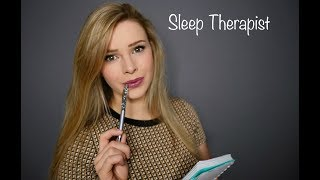 ASMR Personal Sleep Therapist~ Spring Session