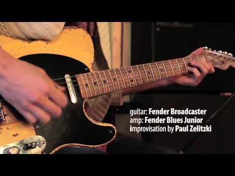 Струнодер 3.0 -  Fender Broadcaster 1950