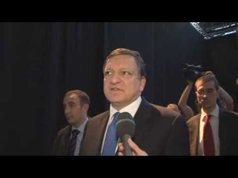 European Business Summit 2009 - Jose Manuel Durao Barroso