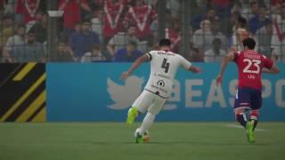 FIFA 17 PS4 | Liga Mexicana MX - Veracruz vs Atlas | Full Match Spanish Commentary