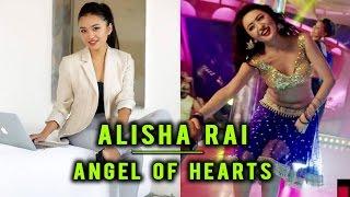 Alisha Rai: Angel of Hearts | एलिशा राई | Dancer Of Thamel Bazar - Nepali Movie LOOT 2