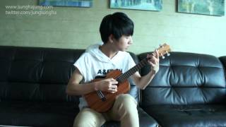 (Big Bang) Bad Boy - Sungha Jung (Ukulele)