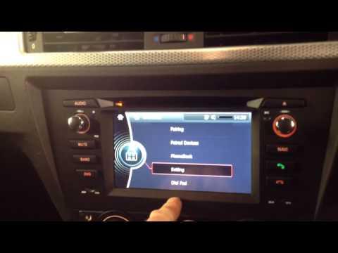 Hualingan BMW E90 Gen5 Pro-line DVD GPS media system