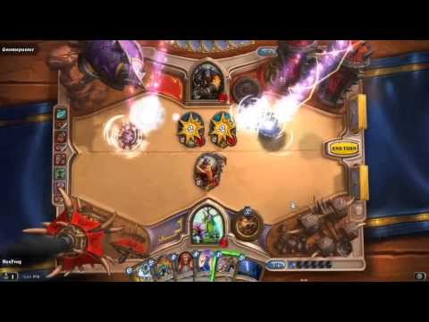 HearthStone: Heroes of Warcraft - Battle Cards - Карточные Битвы: Герои Воркрафта