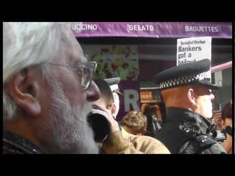 Occupy LSX Colin Bex Speaks .mp4